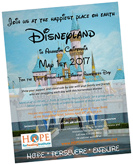 Disneyland Flyer May 1st 2017